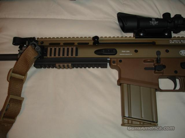 FN Herstal SCAR 17S FDE  Guns > Rifles > FNH - Fabrique Nationale (FN) Rifles > Semi-auto > Other