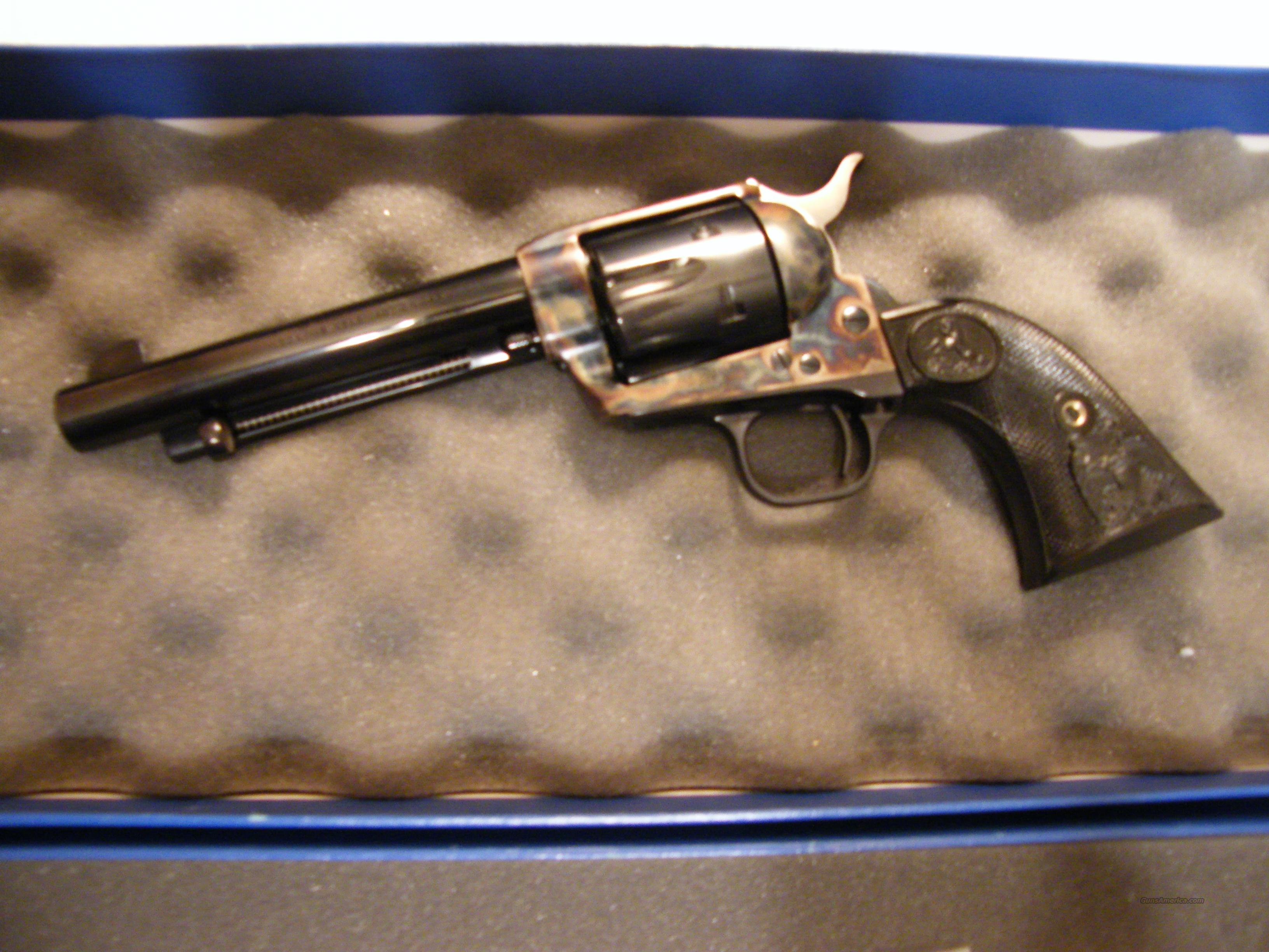 Colt 3rd Gen 5 1/2  .45 colt  Guns > Pistols > Colt Single Action Revolvers - 3rd Gen.