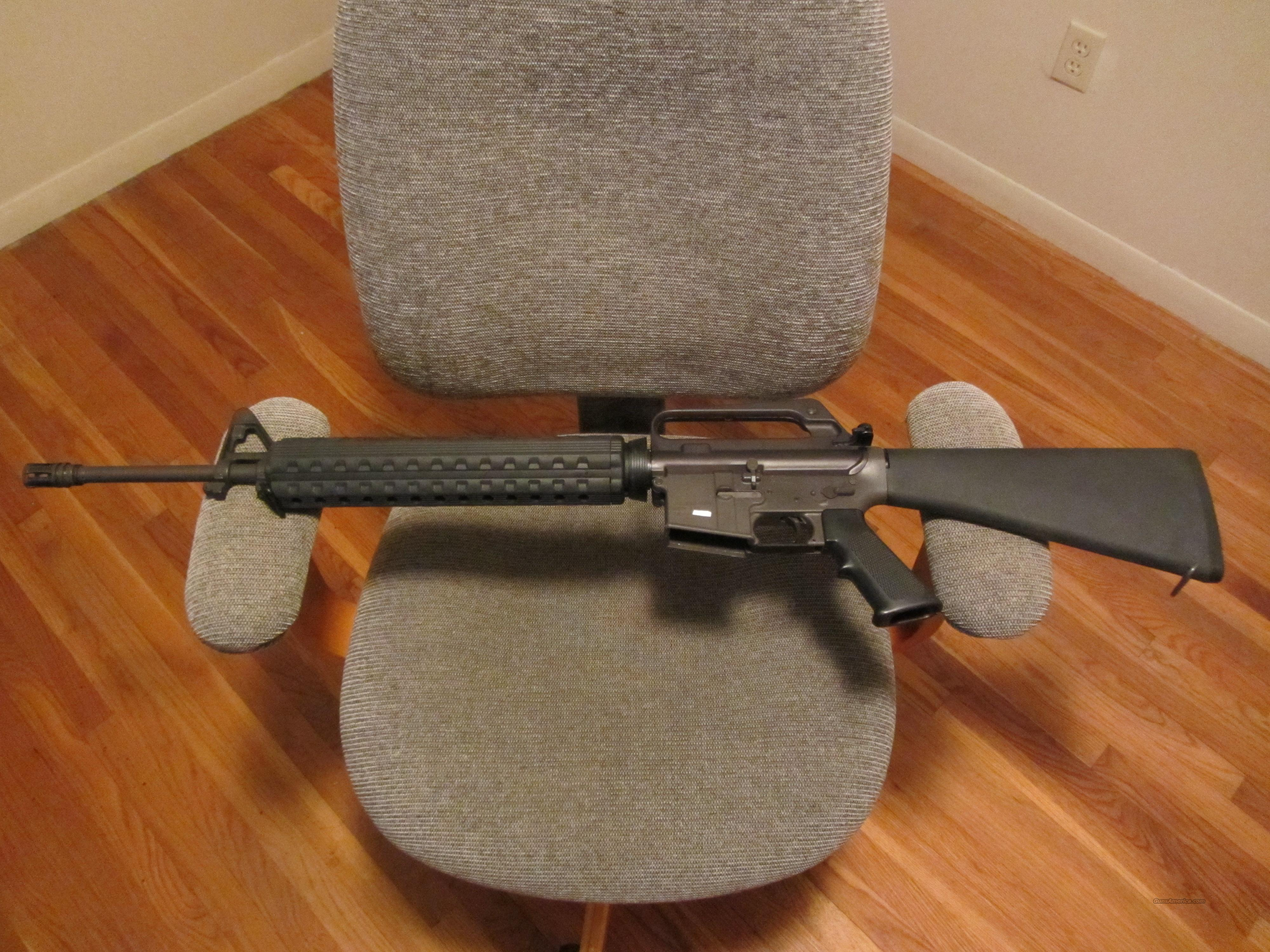Pre Ban AR 15 Preban Essential Arms J15 like Colt   Guns > Rifles > AR-15 Rifles - Small Manufacturers > Complete Rifle
