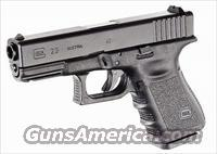 Glock 23 G3 40 S&W 13+1 Capacity  Not 17 19 21    AWESOME BUY!  Guns > Pistols > Glock Pistols > 23