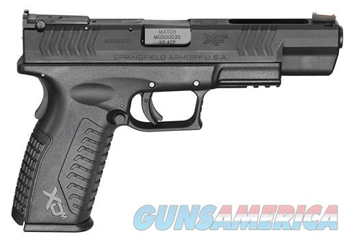 Springfield ARMORY XD(m) .45 COMPETITION SERIES  Guns > Pistols > Smith & Wesson Pistols - Autos > Polymer Frame