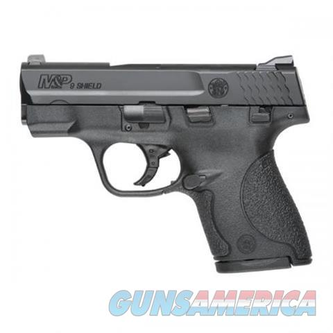 S&W  M&P SHIELD 9MM w/Thumb safety  Guns > Pistols > Smith & Wesson Pistols - Autos > Shield