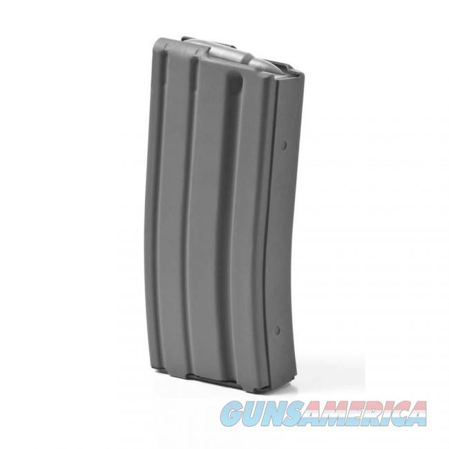 ASC AR-15 .223/5.56 Aluminum 20 Round Magazine - Grey Moly, Grey Follower  Non-Guns > Magazines & Clips > Rifle Magazines > AR-15 Type