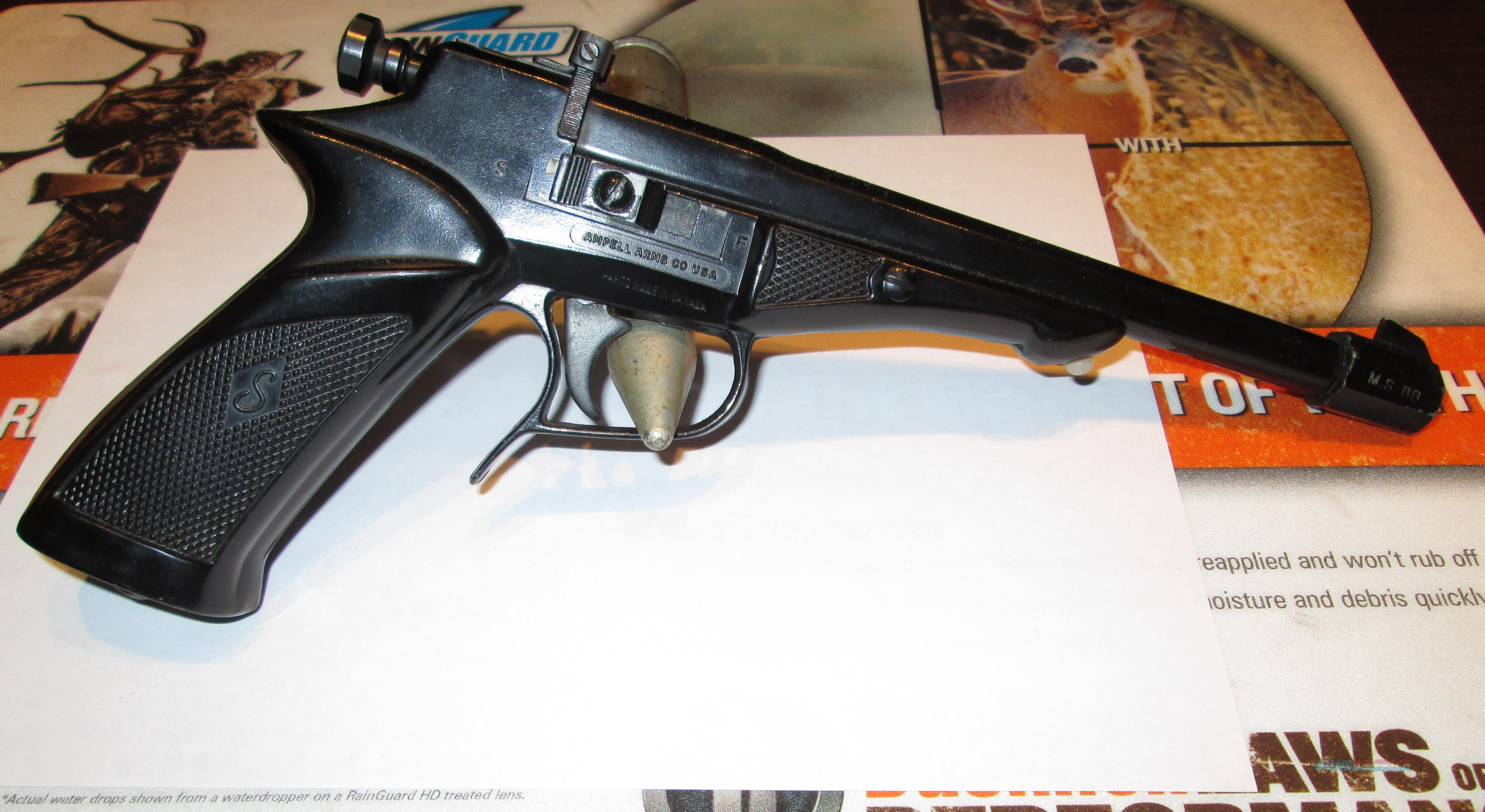 Ampell ACRO I BB Pistol Vintage working condition M.S.-BB  Non-Guns > Air Rifles - Pistols > CO2 Pistol