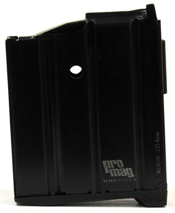 Ruger Mini-14 .223 5.56mm 10 round Blued Steel Magazine Made in the USA !  Non-Guns > Magazines & Clips > Rifle Magazines > Mini 14