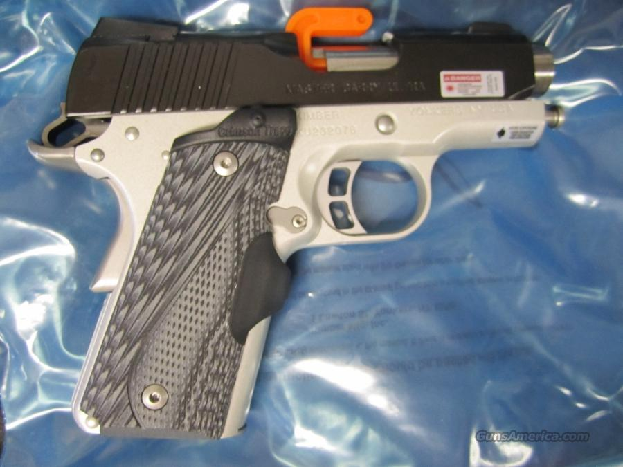 NIB KIMBER ULTRA MASTER CARRY!!!!LAYAWAY AVALIABLE!!  Guns > Pistols > Kimber of America Pistols
