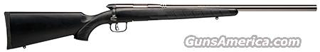 NEW Savage 17 B Mag Stainless Heavy Barrel!!! Layaway Available Call 573 364 0333 For Details!!!  Guns > Rifles > Savage Rifles > Accutrigger Models > Sporting