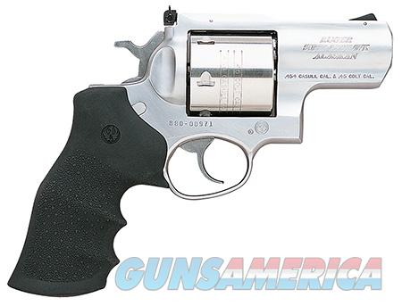 NIB Ruger Super Redhawk 454 Casull!!! Layaway Available Give Us A Call Today For Details!!!  Guns > Pistols > Ruger Double Action Revolver > Redhawk Type