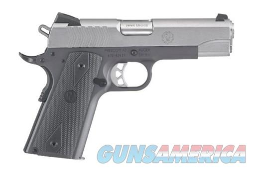 NIB Ruger SR1911 COMMANDER 9MM!!! NEW RELEASE!!! LAYWAY AVAILABLE GIVE US A CALL TODAY FOR DETAILS!!!  Guns > Pistols > Ruger Semi-Auto Pistols > 1911