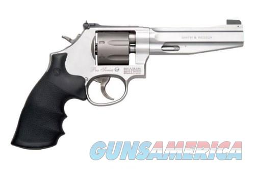 "Smith & Wesson  986 Performance Center DA/SA 9mm 5"" 7rd SS Titanium Cylind  Guns > Pistols > Smith & Wesson Revolvers > Full Frame Revolver"