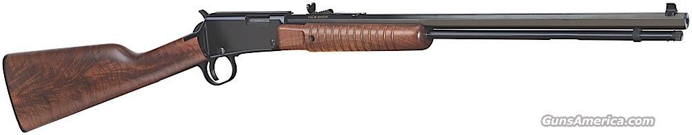 Henry Pump Action 22LR W/Octagon Barrel  Guns > Rifles > Henry Rifle Company