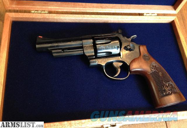 NIB SMITH AND WESSON 29 ENGRAVED 44 MAGNUM!!! Layaway Available Give Us A Call Today For Details!!!  Guns > Pistols > Smith & Wesson Revolvers > Full Frame Revolver