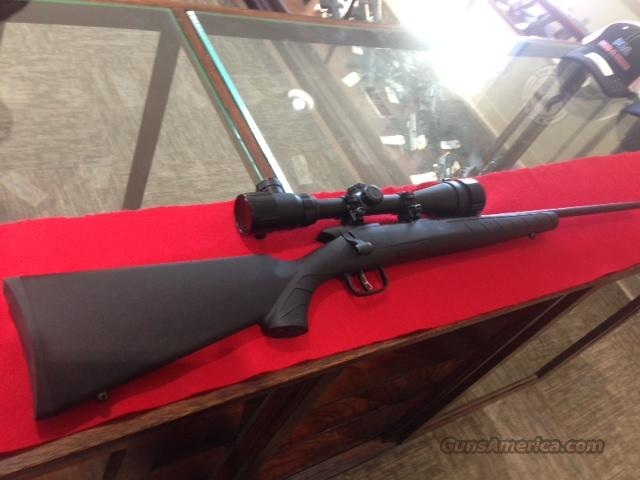"SAV BMAG 17WSUMG 22"" BL/SYN Used as New, Comes with a  Bushnell 4x12 Scope. Call 573-674-1273  Guns > Rifles > Savage Rifles > Accutrigger Models > Sporting"