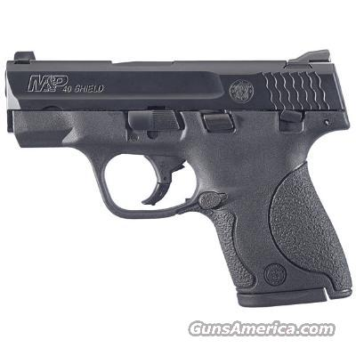 S&W M&P SHIELD 40sw and 9mm 6RD BLK NO ADDITIONAL CHARGES FOR CREDITCARDS !! WE have the 40 and the 9mm in stock now!!!LAY AWAY AVAILABLE CALL US TODAY!!!  Guns > Pistols > Smith & Wesson Pistols - Autos > Shield