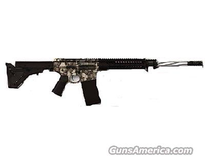 "Black Rain Ordnance 7.62mm 18""Bbl Skulls 9"" Rail UBR  Guns > Rifles > Custom Rifles > AR-15 Family"