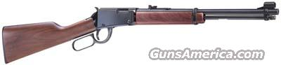 Henry  Lever Action  22LR H001  Guns > Rifles > Henry Rifle Company