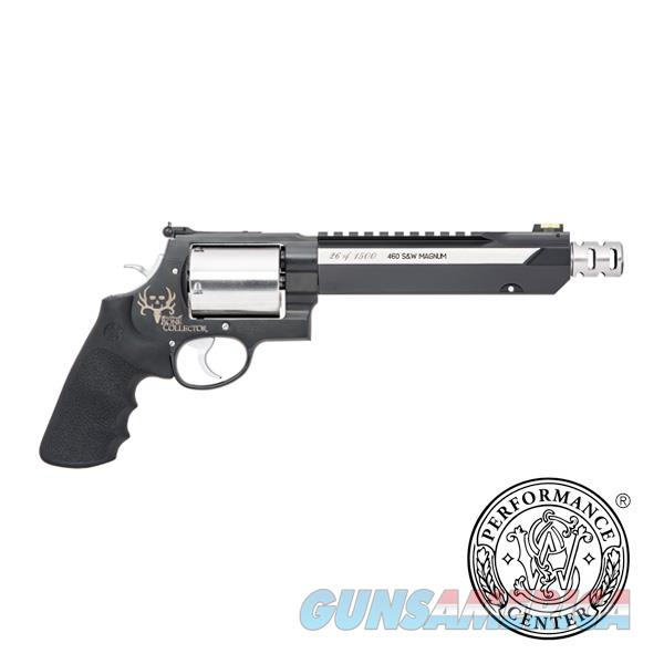 Smith & Wesson Bone Collector 460 Magnum 1413 of 1500!!! Special Edition!!!  Guns > Pistols > Smith & Wesson Revolvers > Performance Center