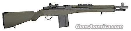 "NIB Springfield  M1A Socom 308 16"" Barrel Green STK!!! Layaway Available Call Us At 573 364 0333 For Details!!!  Guns > Rifles > Springfield Armory Rifles > M1A/M14"