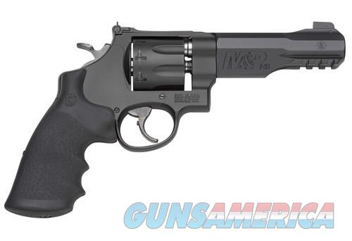 "S&W M&P R8 Performance Center 357 Mag 5"" 8rd Rubber Grip Black Finish  Guns > Pistols > Smith & Wesson Revolvers > Performance Center"