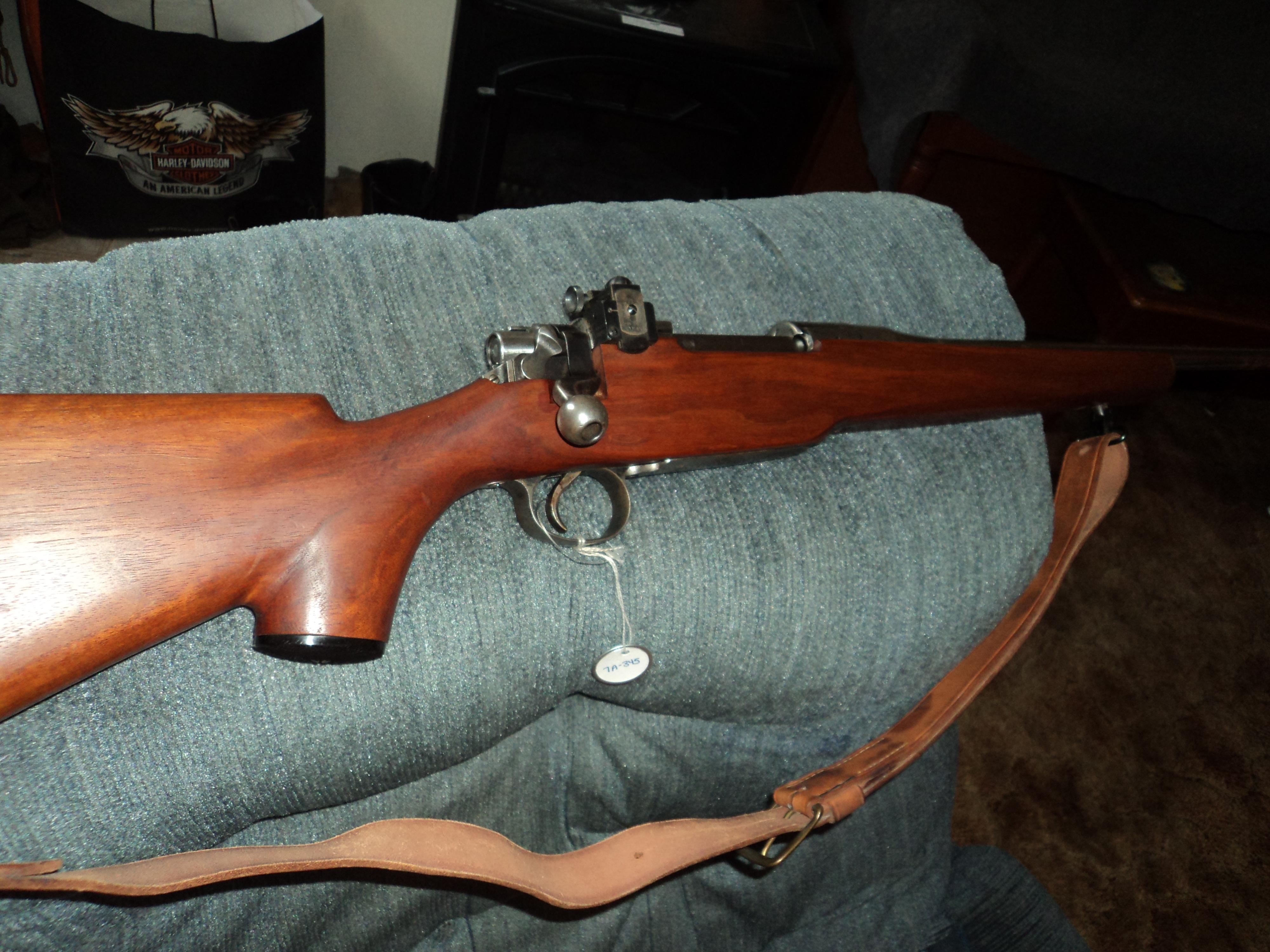 Winchester P-14 Sporterised .303  Guns > Rifles > Military Misc. Rifles US > Model 1917 Variants