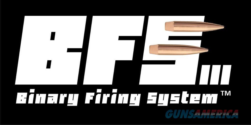 NEW!!  BFSIII™, Binary Firing System III™ Generation 3 Trigger No waiting!  ON SALE & Available through FOX FIREARMS IMMEDIATELY!!!    Non-Guns > Gun Parts > Misc > Rifles