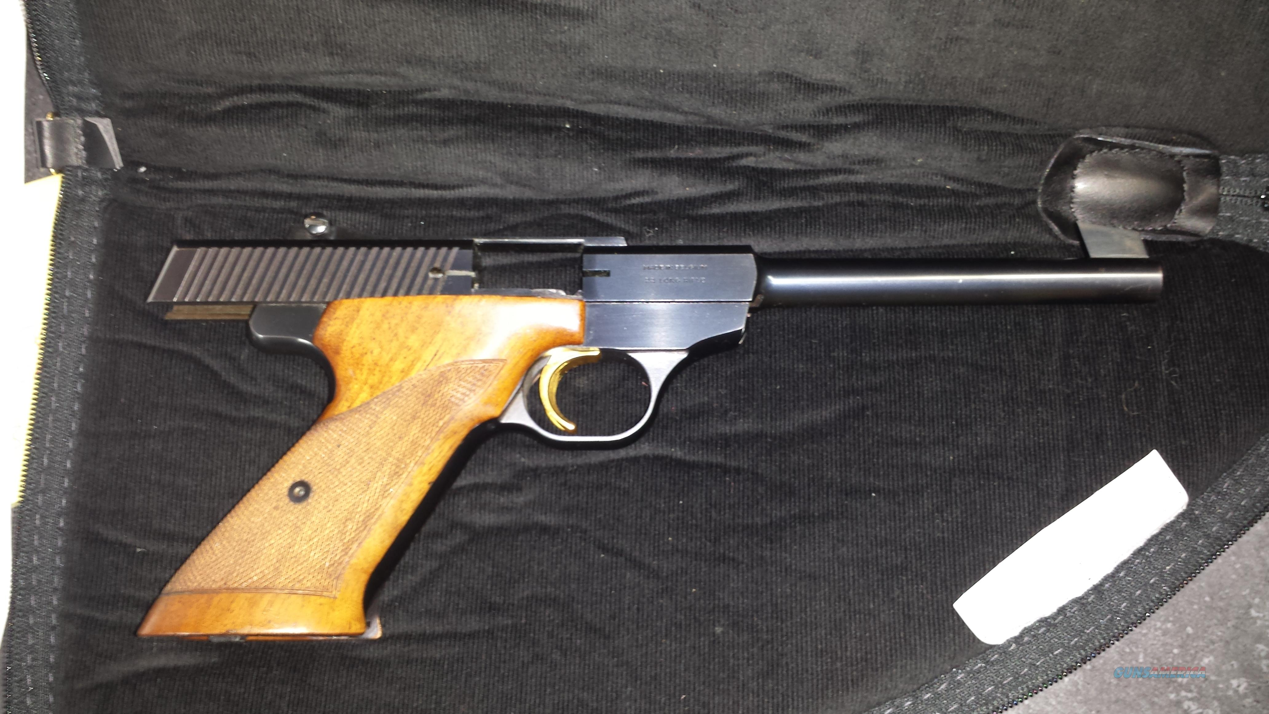 Browning Challenger (Mark I) in near mint condition.  Comes with Browning Soft Case and Manual*  Guns > Pistols > Browning Pistols > Other Autos