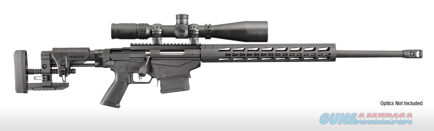 Ruger Precision Rifle in 6.5 or 308 Creedmoor Gen 2   Guns > Rifles > Ruger Rifles > American