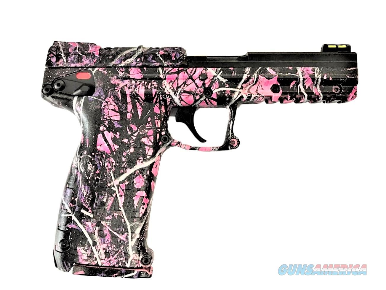Kel Tec PMR-30, Custom MUDDY GIRL EXCLUSIVE! Free Shipping. NO CC FEES!!! Also available in Black and OD Green for less!  Guns > Pistols > Kel-Tec Pistols > Pocket Pistol Type