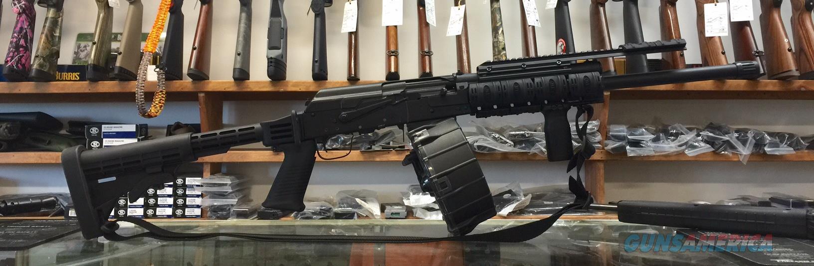 awesome russian custom build saiga 12 shotgun w for sale Tactical Handguns Trainig Tactical