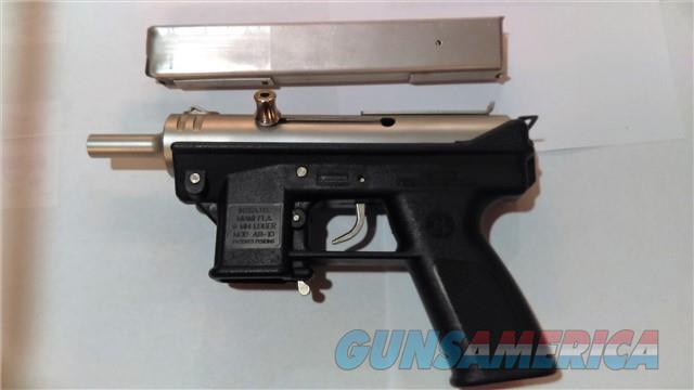 INTRATEC AB-10 Pistol ( Tec 9 ) Stainless Steel BBL w/ 32 Round Mag  Guns > Pistols > Intratec Pistols