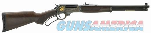 Henry Steel Wildlife Edition .45-70 24K Gold  Guns > Rifles > Henry Rifle Company