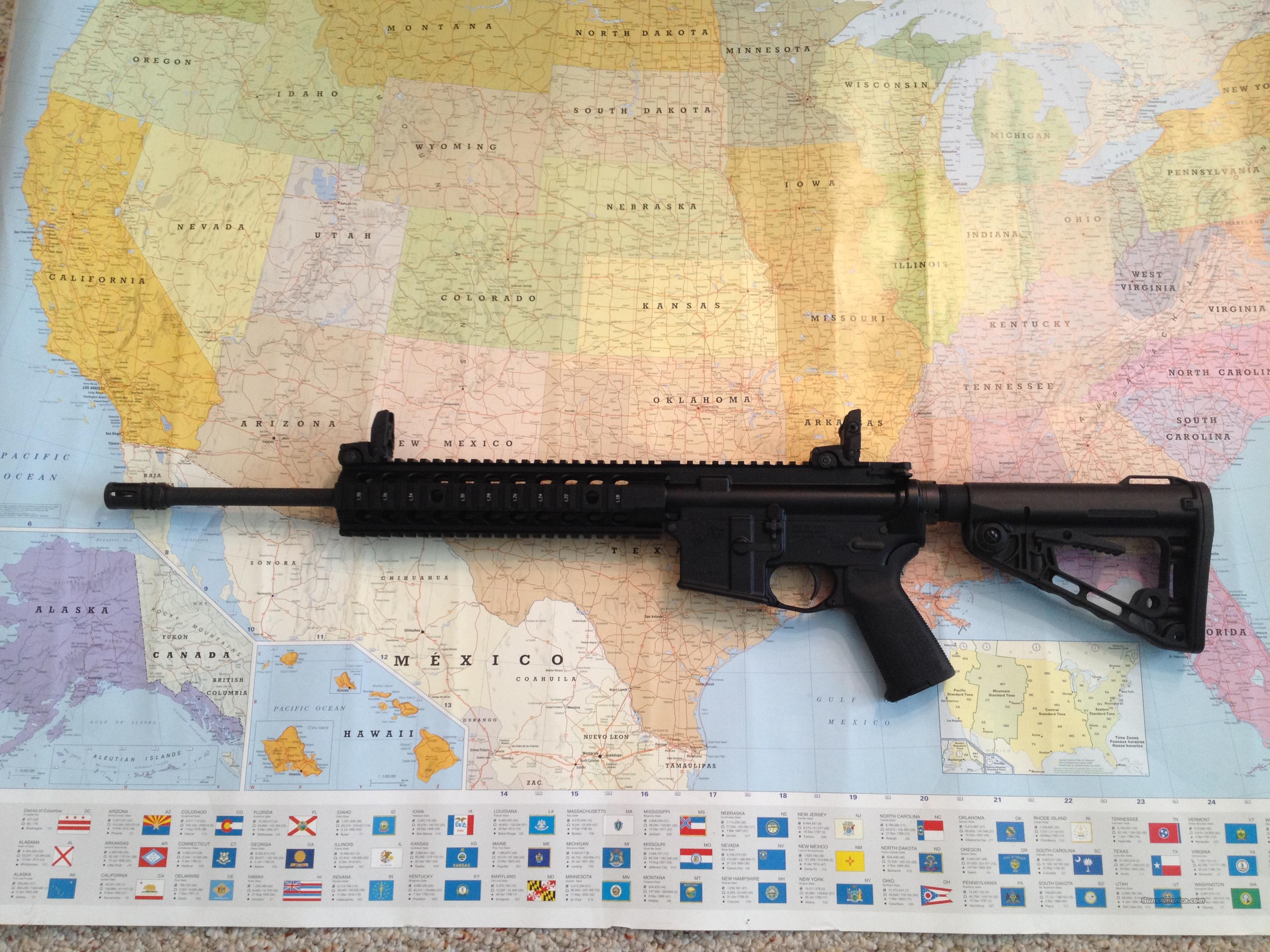 COLT LT6720R M4 CARBINE AR-15 TALO LIMITED EDITION  Guns > Rifles > Colt Military/Tactical Rifles