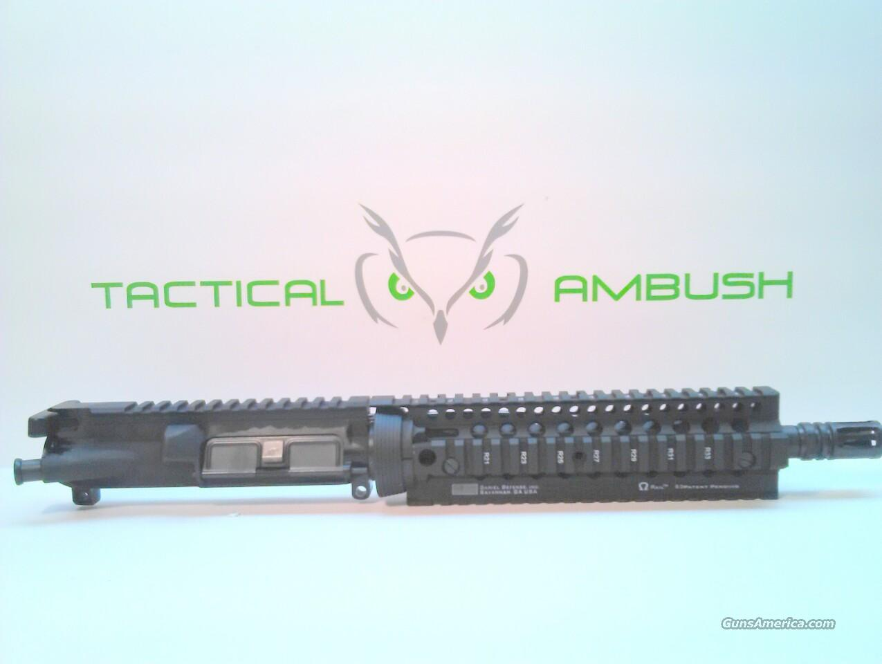 Tactical Ambush Upper Receiver Assembly M4 5.56x45   Guns > Rifles > AR-15 Rifles - Small Manufacturers > Upper Only