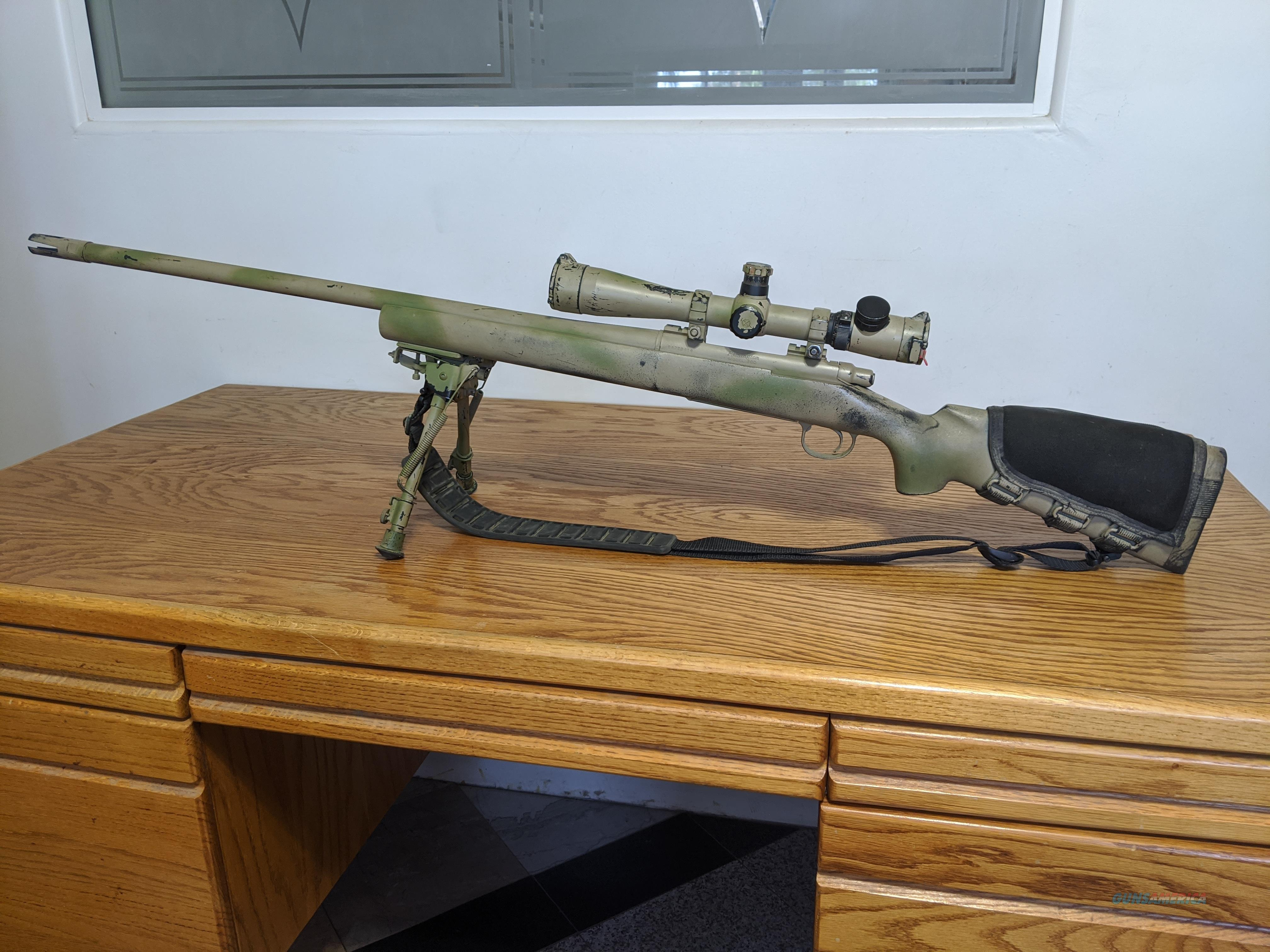 Remington Model 700 police special 7mag tactical  Guns > Rifles > Remington Rifles - Modern > Model 700 > Tactical
