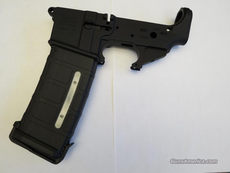 TRADE- Stripped Lower with PMAG 30 RD  Guns > Rifles > AR-15 Rifles - Small Manufacturers > Lower Only