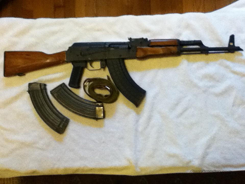 CAI WARS-10 Romanian AK-47  Guns > Rifles > AK-47 Rifles (and copies) > Folding Stock