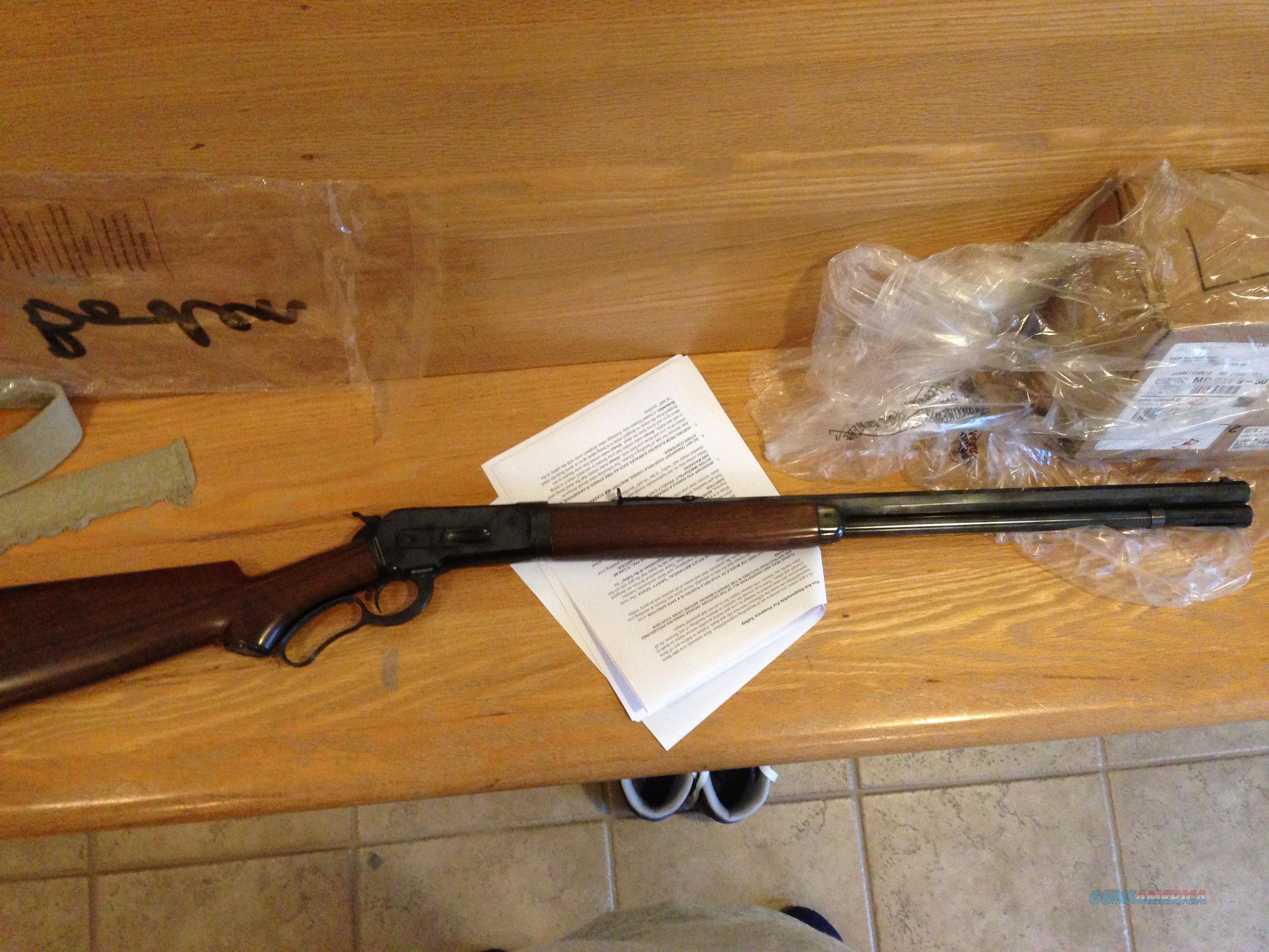 Winchester 1886 45-70 takedown  Guns > Rifles > Winchester Rifles - Modern Lever > Other Lever > Post-64