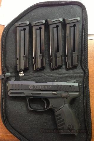 Ruger SR22p  .22LR S/A with extra Mags  Guns > Pistols > Ruger Semi-Auto Pistols > SR9 & SR40