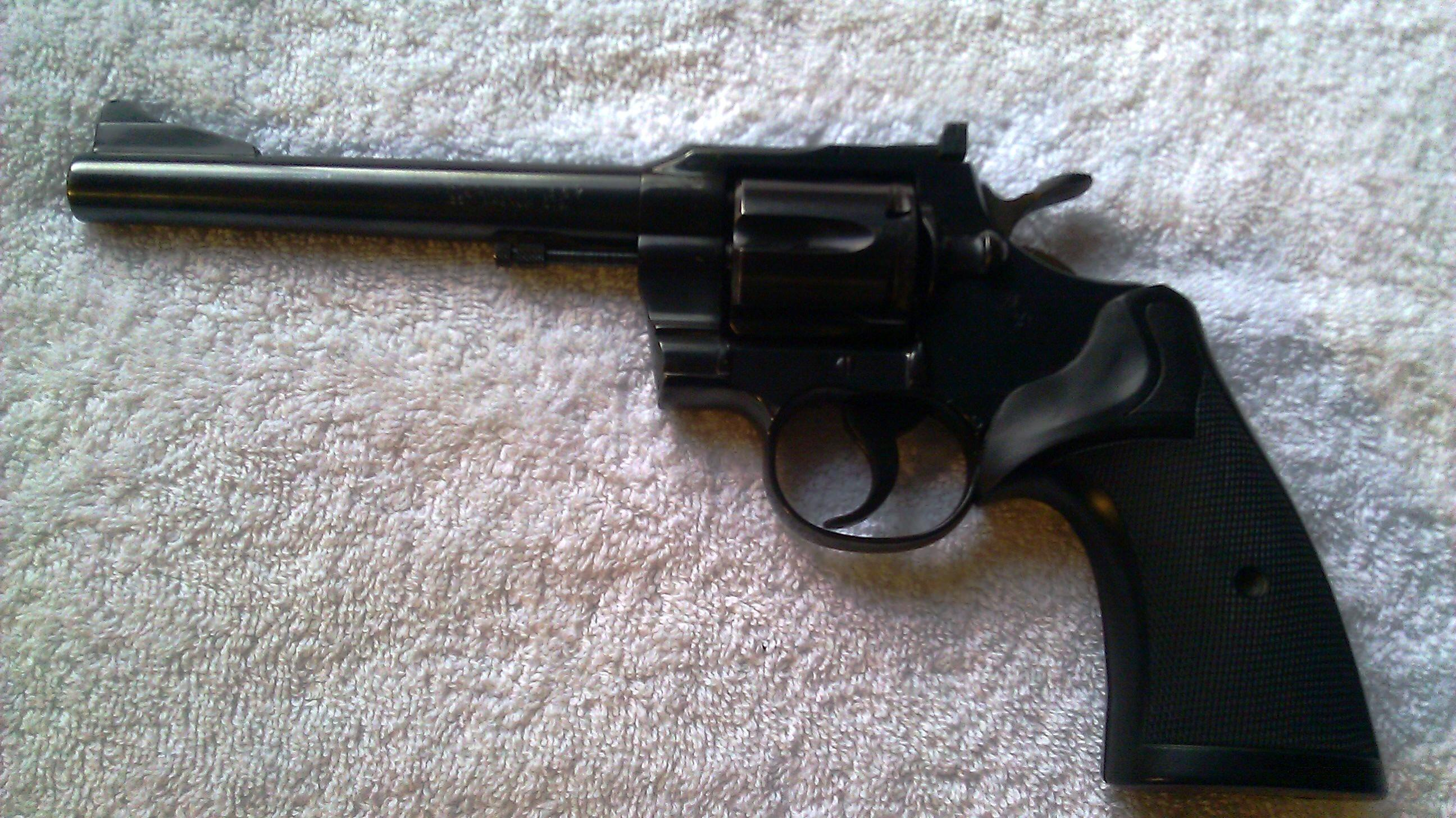 COLT 357 MAG TROOPER  Guns > Pistols > Colt Double Action Revolvers- Modern