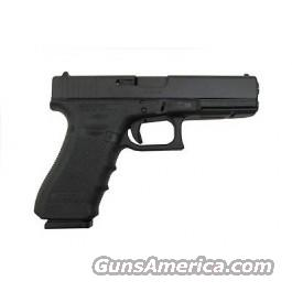 Glock 17 GEN4 9mm Fixed Sights 17 RD 3 Magazines  Guns > Pistols > Glock Pistols > 17