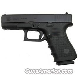 Glock 23 GEN4 .4S&W Fixed Sights 13 RD 3 Magazines  Guns > Pistols > Glock Pistols > 23