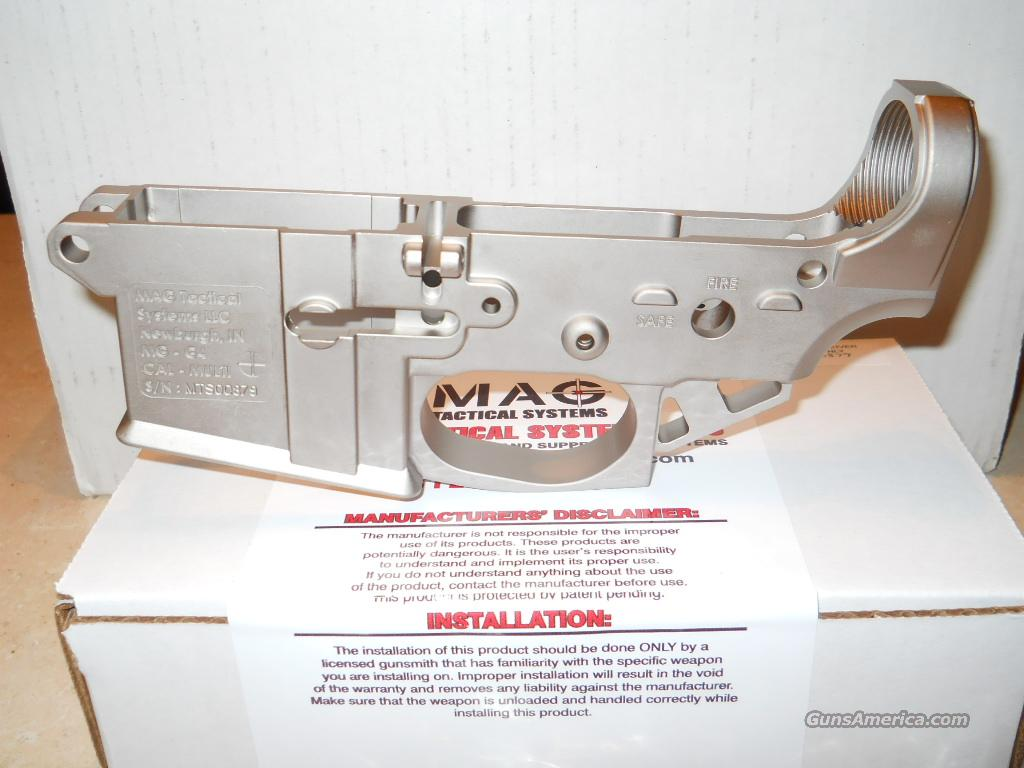 AR 15 lower receiver   Guns > Rifles > AR-15 Rifles - Small Manufacturers > Lower Only