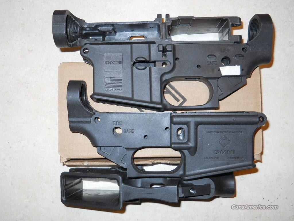 AR 15 lower receiver with magazine  Guns > Rifles > AR-15 Rifles - Small Manufacturers > Lower Only