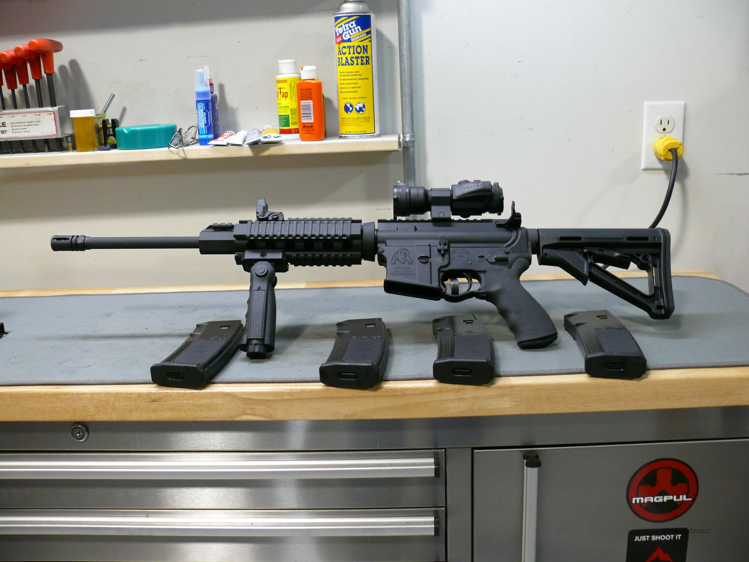 New Ar 15 Test Fired Only  Guns > Rifles > AR-15 Rifles - Small Manufacturers > Complete Rifle