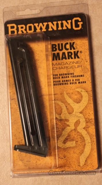 BROWNING BUCKMARK MAGAZINE  Non-Guns > Magazines & Clips > Pistol Magazines > Other
