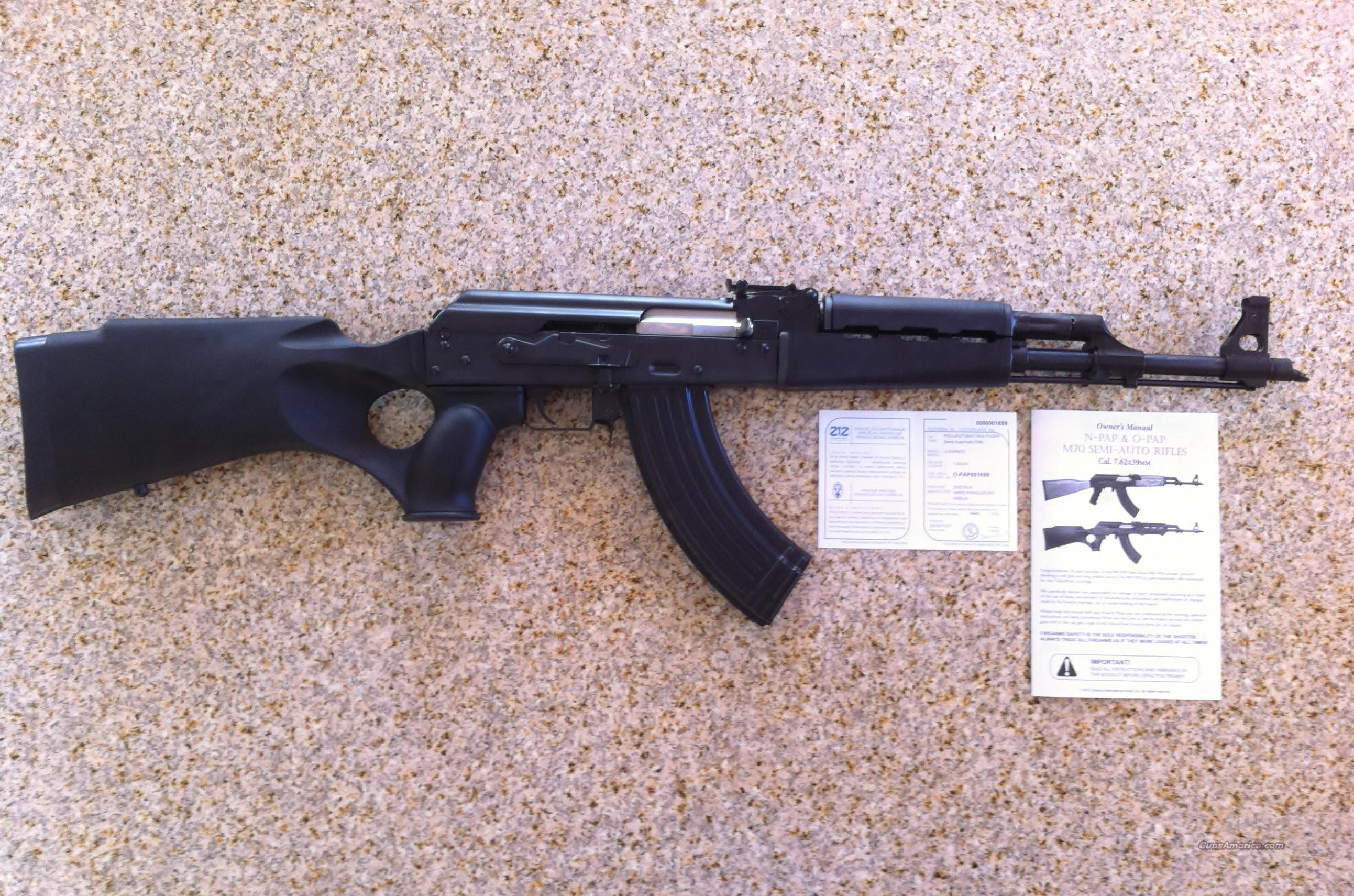 AK-47 Zastava M70 Hi-Cap 7.62x39mm  Guns > Rifles > AK-47 Rifles (and copies) > Full Stock