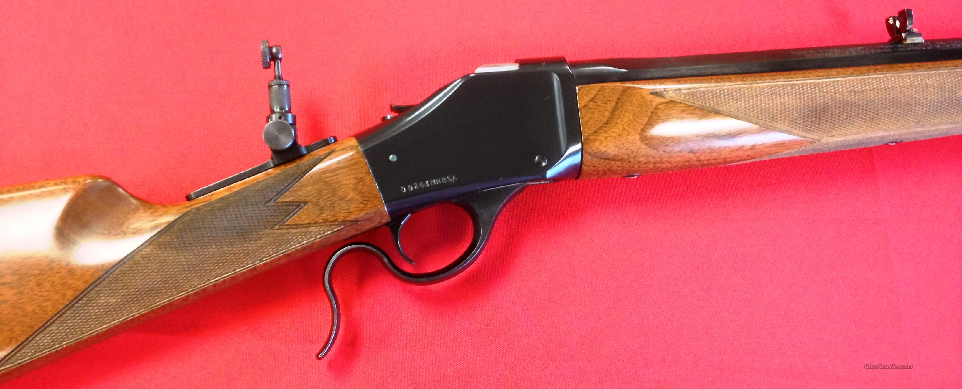 Winchester Model 1885 Limited Series Traditional Hunter  Guns > Rifles > Winchester Replica Rifle Misc.