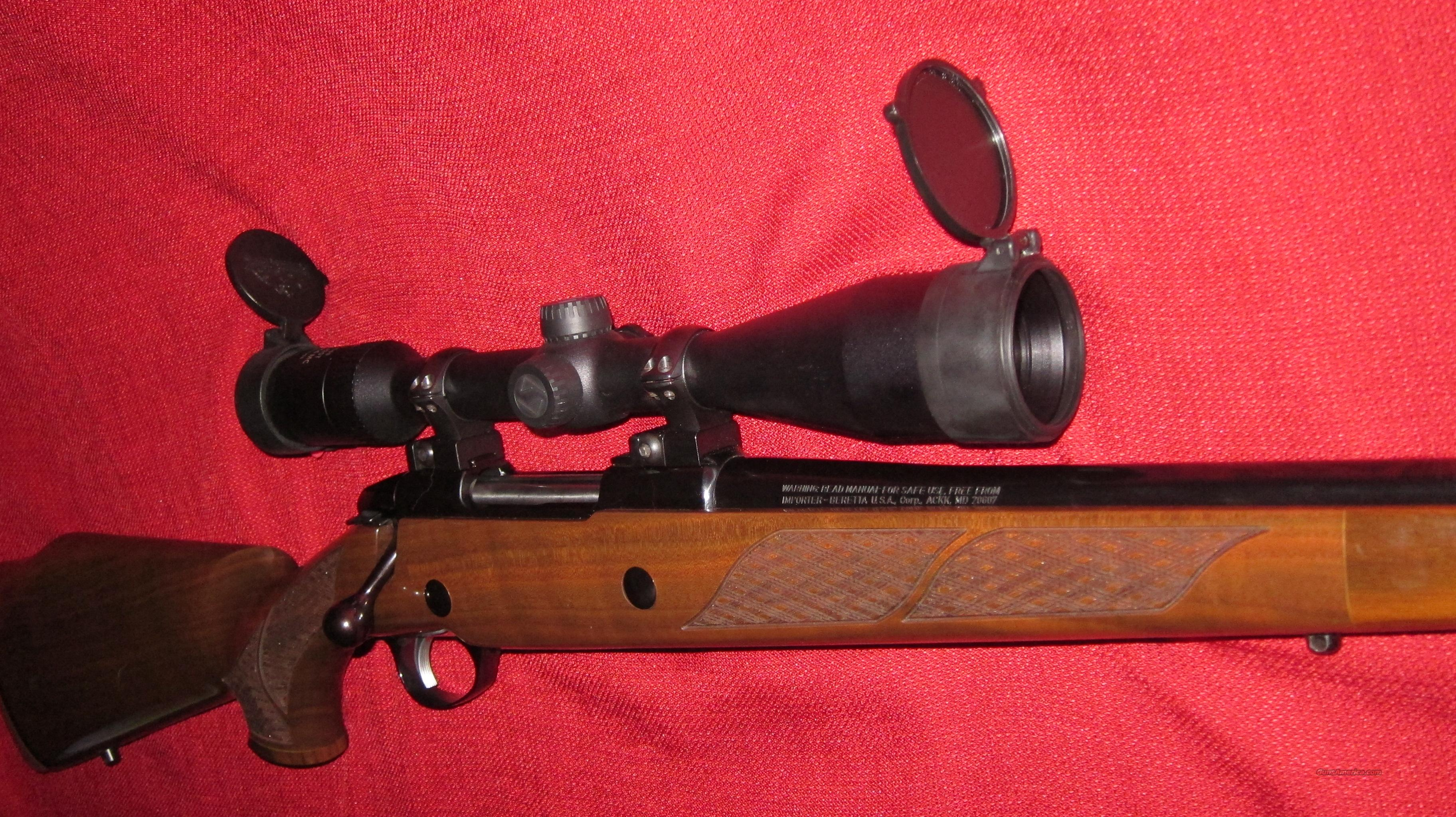 REDUCED! Sako 75 Delux 270- WSM with Zeiss Conquest 4.5-14x44  Guns > Rifles > Sako Rifles > M75 Series