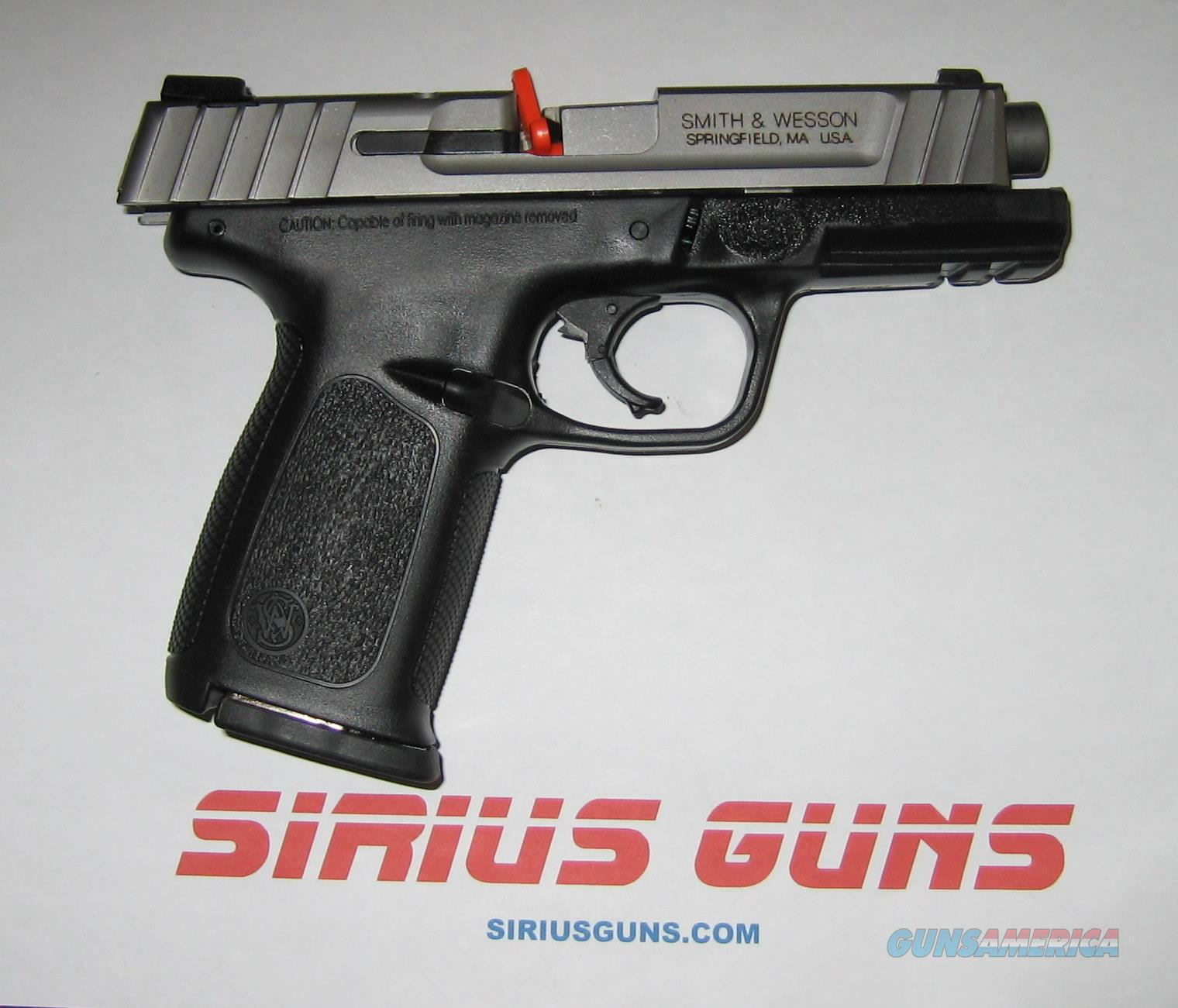 Smith & Wesson SD40VE  Guns > Pistols > Smith & Wesson Pistols - Autos > Polymer Frame