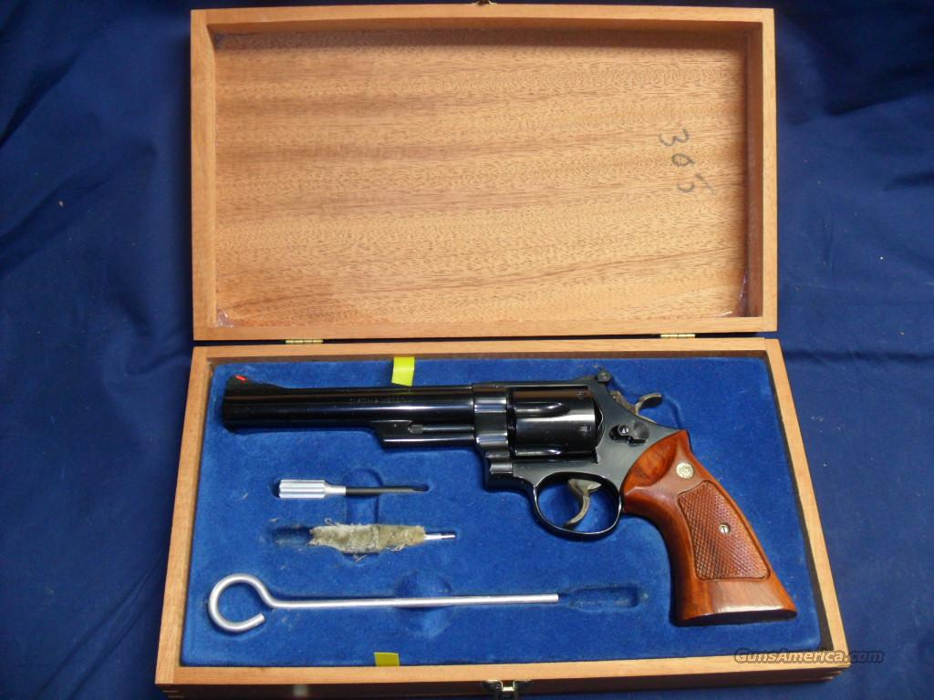 Smith & Wesson Model 29-2, .44 magnum  Guns > Pistols > Smith & Wesson Revolvers > Full Frame Revolver